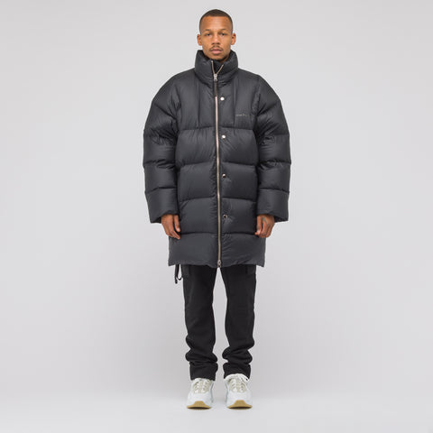 Acne Studios Puffy Jacket in Black - Notre