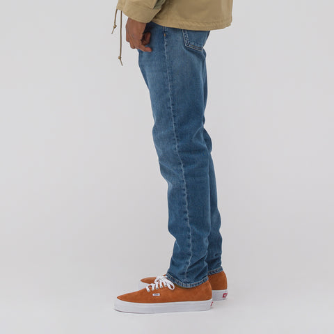 "Acne Studios River Mid in Blue (34"" Inseam) - Notre"