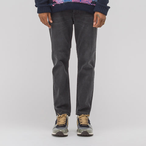 Acne Studios River Used Denim in Black - Notre