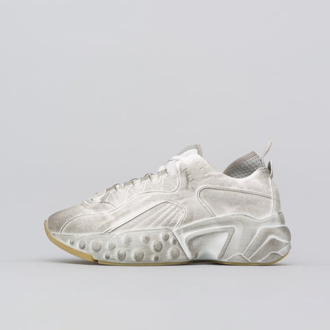 Acne Studios Rockaway Tumbled in White - Notre