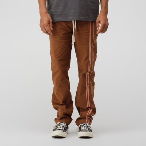 Acne Studios Sporty Trouser in Brown/Ginger - Notre