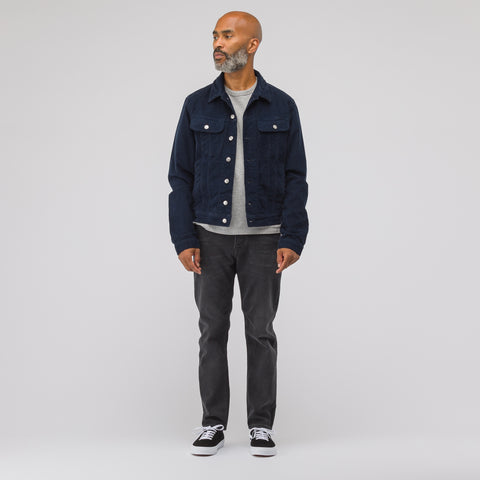 Tent Corduroy Jacket in Navy
