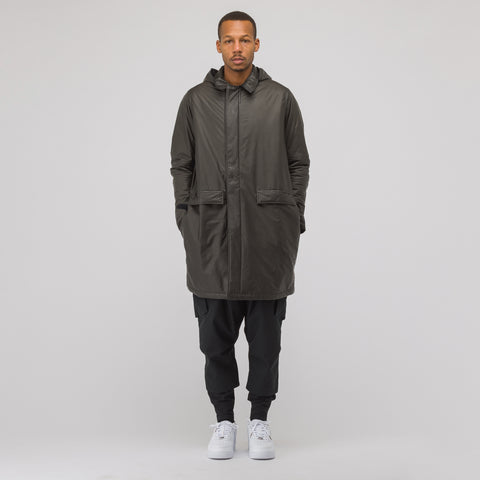 Acronym J46-F0 2L Gore-Tex Infinium Climashield Coat in Black - Notre