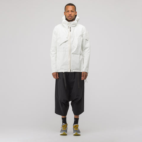Acronym J47TS-GT-WHT 3L Gore-Tex Pro Tec Sys Interops Jacket in White - Notre