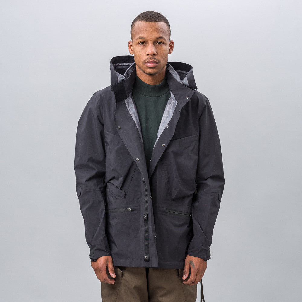 Acronym J56-GT Jacket in Black - Notre