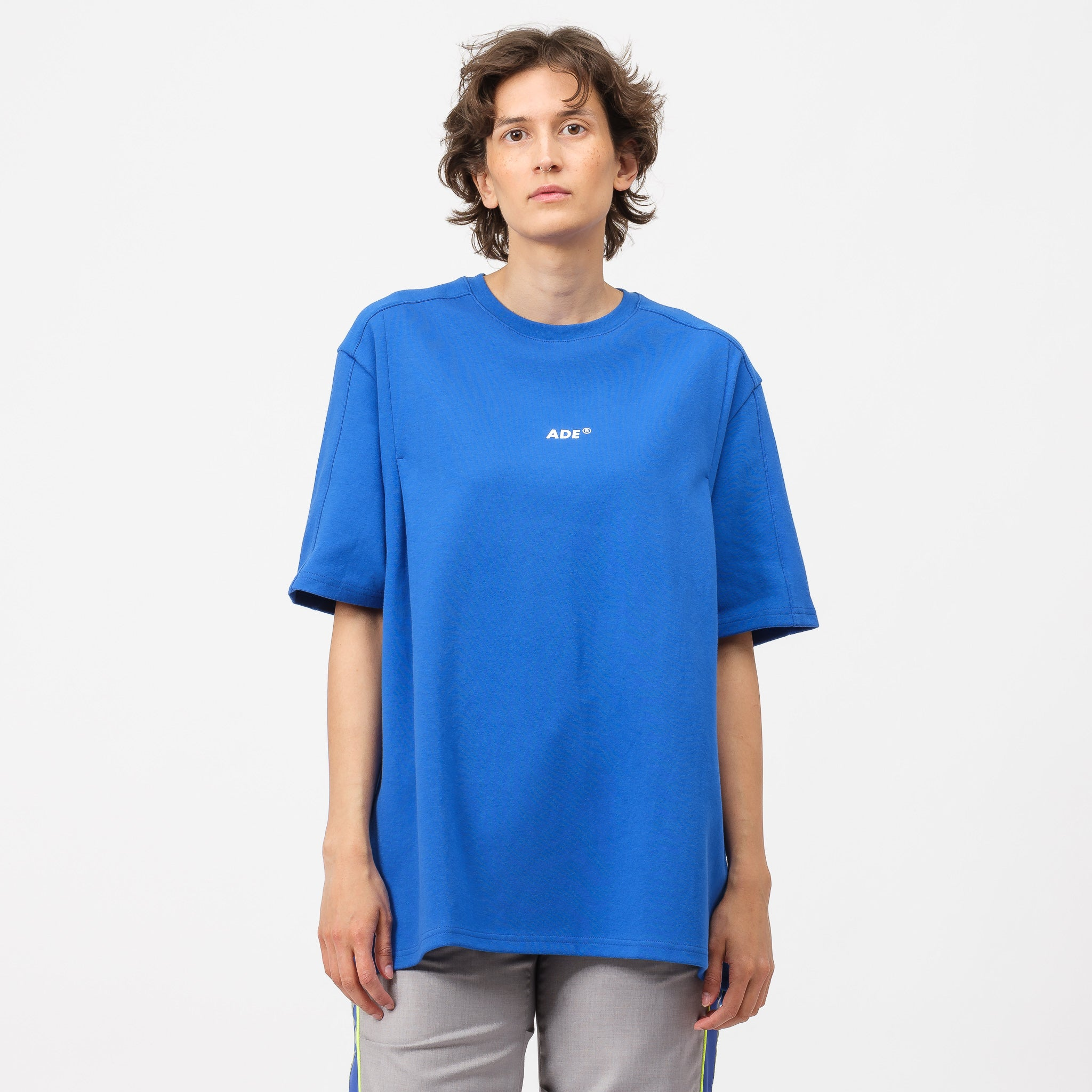Ade T-Shirt in Blue