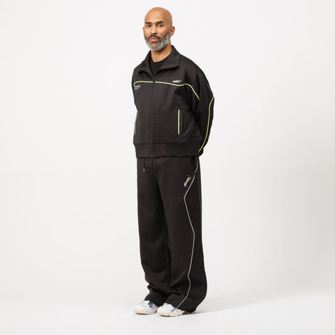Adererror Ade Track Jacket in Black - Notre