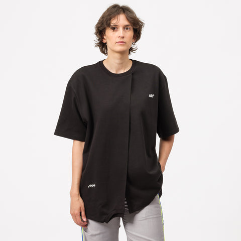 Adererror Bracket Ade T-Shirt in Black - Notre
