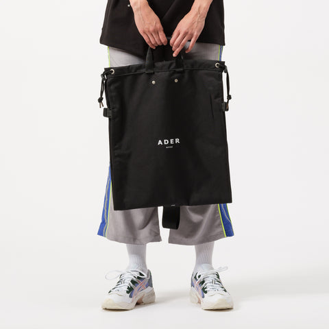 Adererror Fabric Bag in Black - Notre