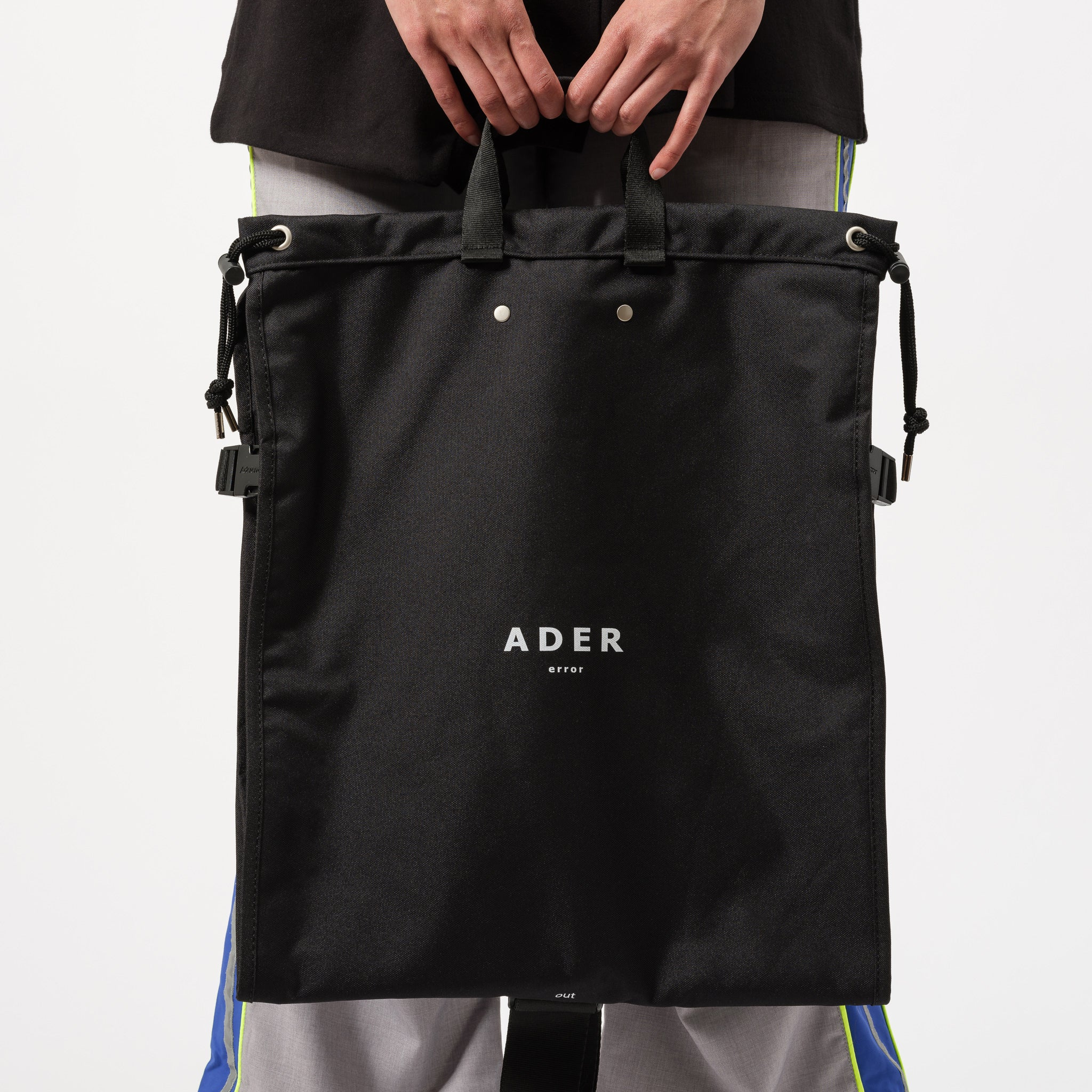 Fabric Bag in Black