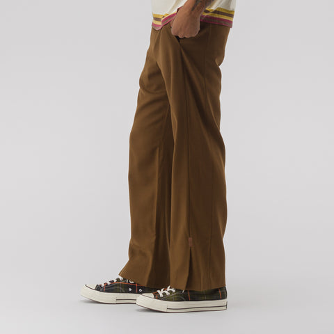 Adererror Jau Trousers in Brown - Notre