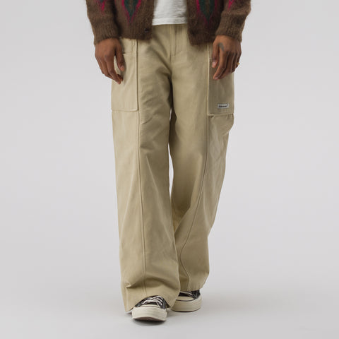 Adererror Side Pocket Trousers in Beige - Notre