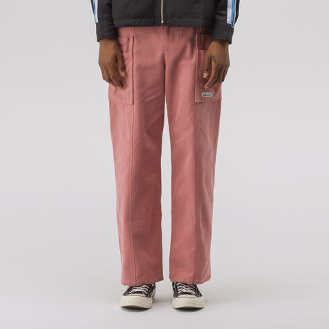 Adererror Side Pocket Trousers in Pink - Notre