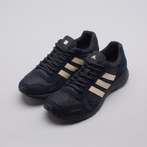 adidas x UNDEFEATED Adizero Adios in Core Black/Dune - Notre