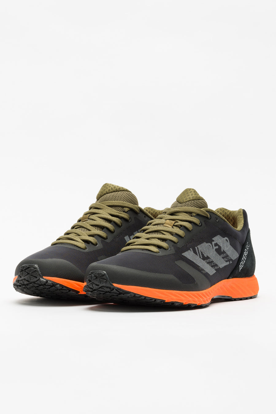 adidas Undefeated Adizero RC Black/Grey/Orange - Notre