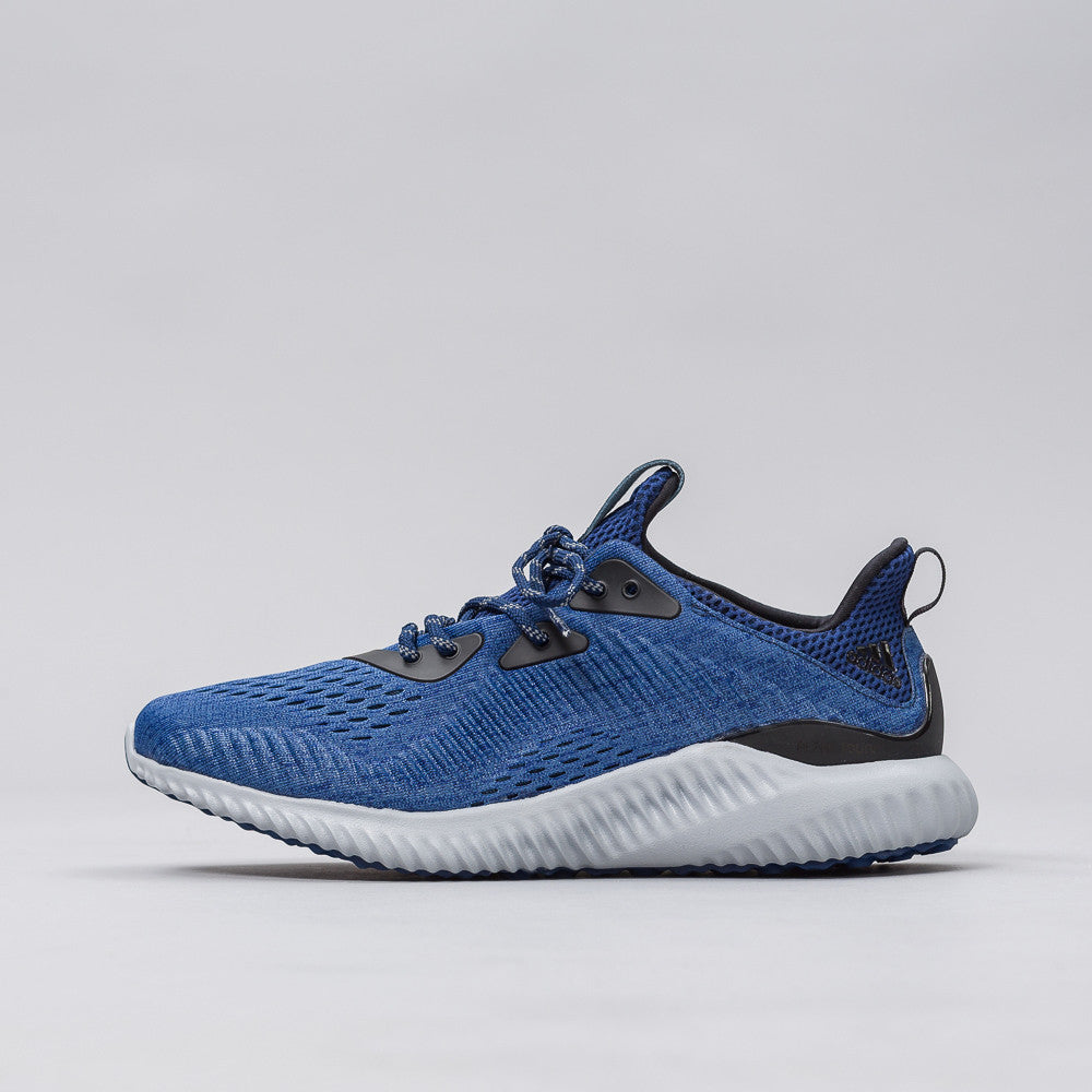 adidas Alpha Bounce EM in Collegiate Navy BB9040 Notre 1