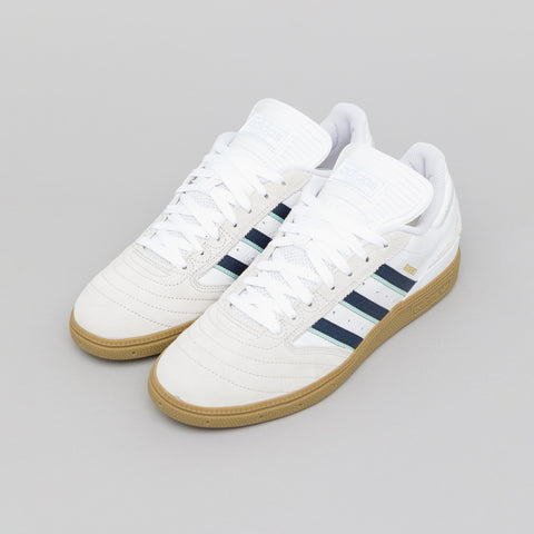 adidas Busenitz Pro in Cloud White - Notre