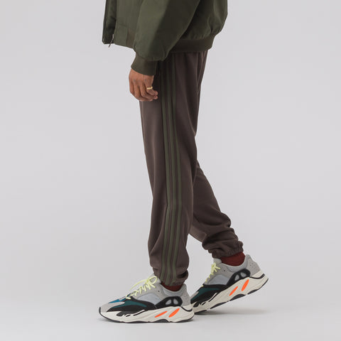 adidas Calabasas Track Pant in Umber/Olive - Notre