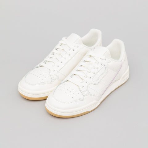adidas Women's Continental 80 in Off White - Notre