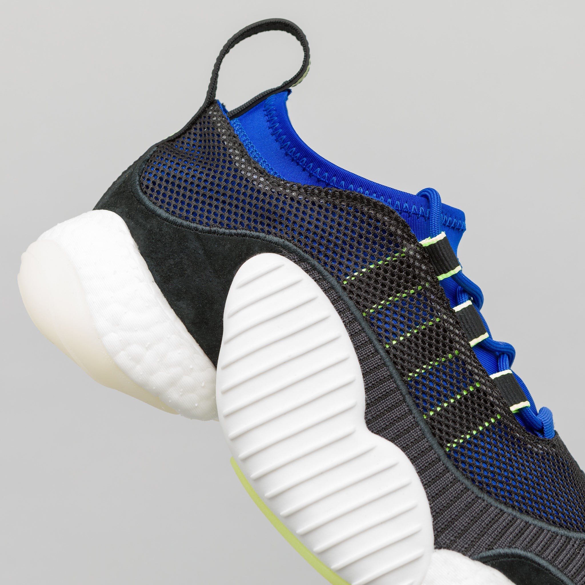 Crazy BYW Level II in Core Black/White