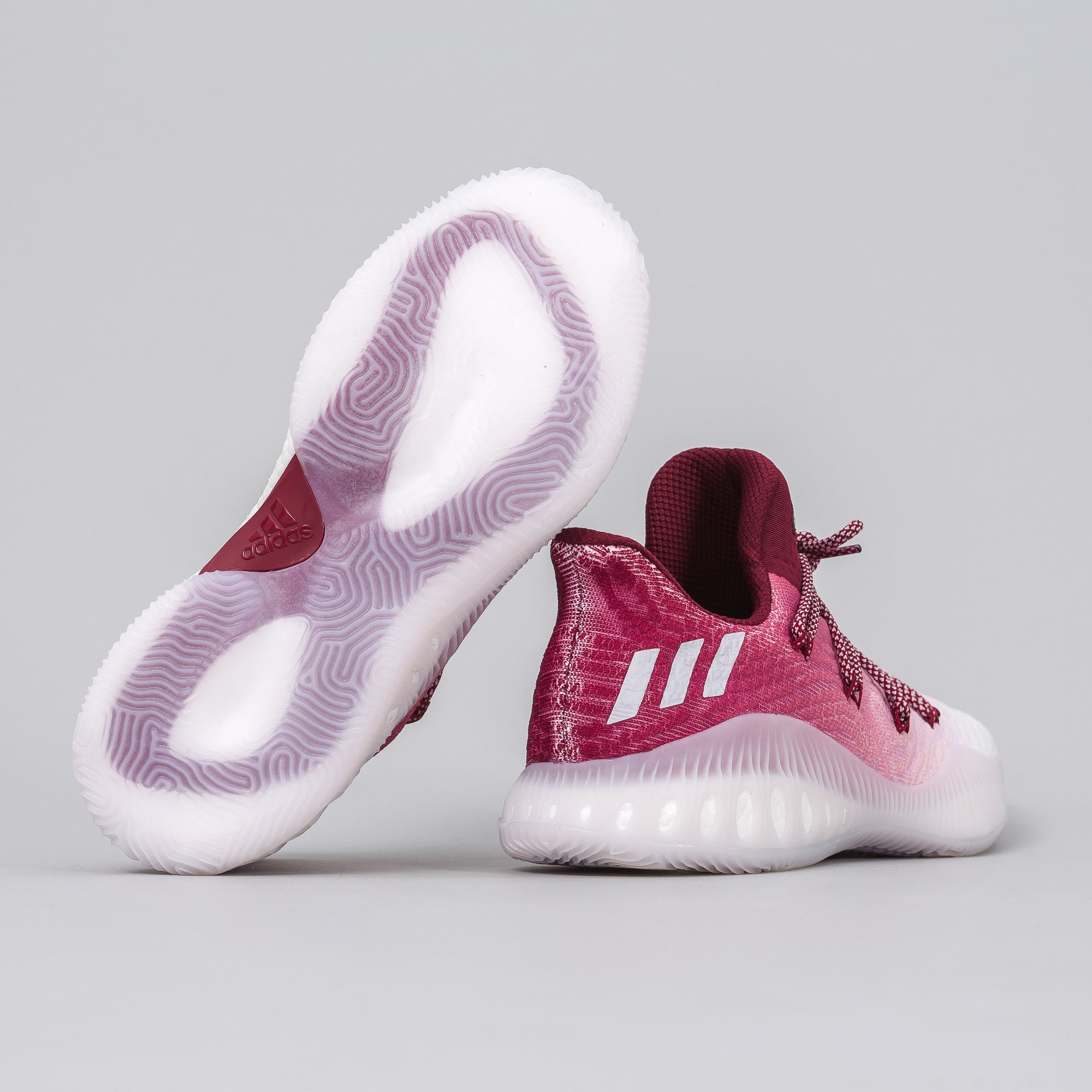Crazy Explosive Low in Burgundy