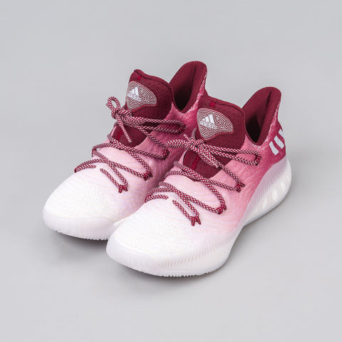 Adidas Crazy Explosive Low in Burgundy - Notre
