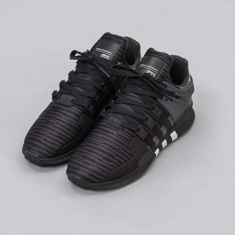 Adidas EQT Running Support 'Oddity' (Black & Red Beauty) End