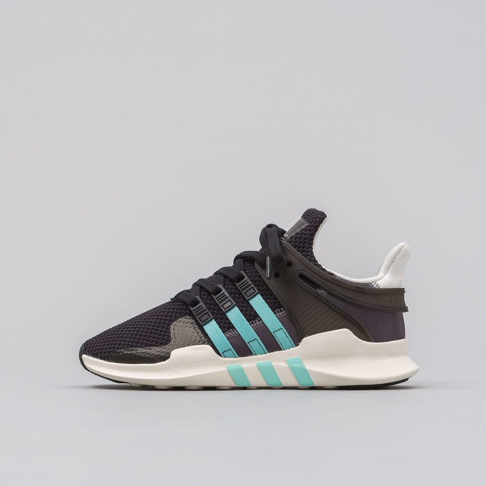 Adidas Women's EQT Support ADV in Grey/Aqua - Notre
