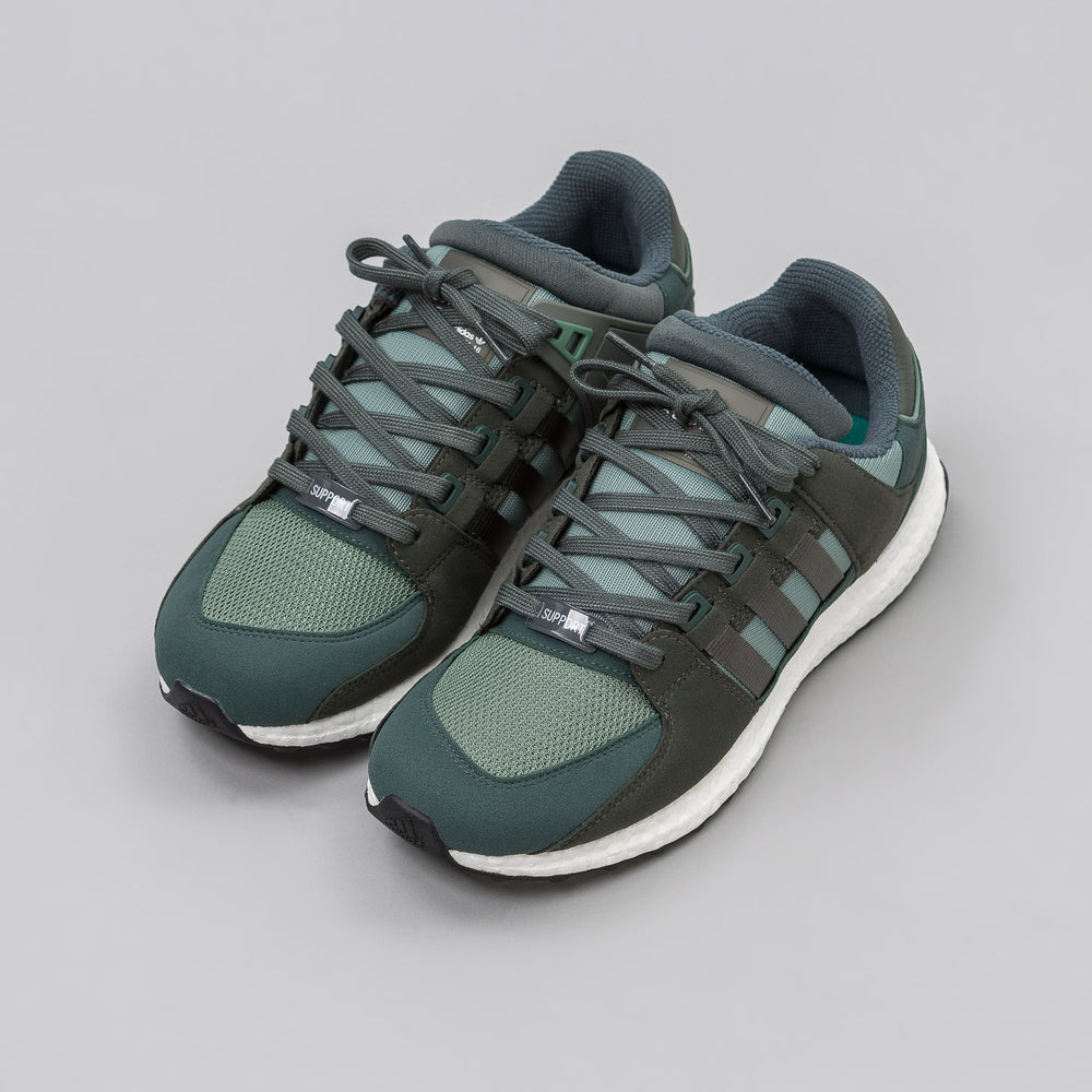 Adidas EQT Support Ultra in Green - Notre