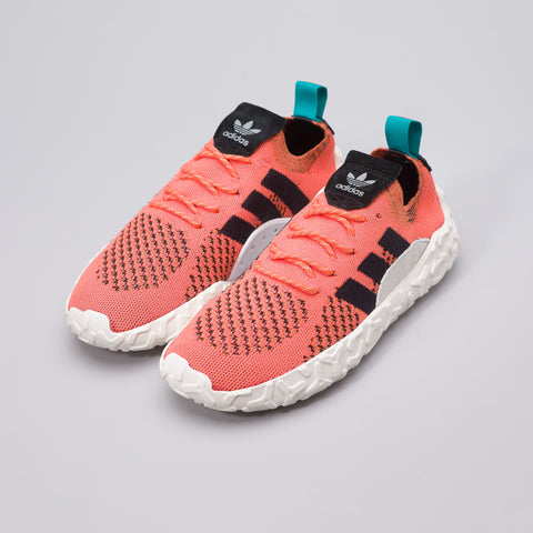 adidas F/22 Primeknit in Trace Orange/Black/White - Notre