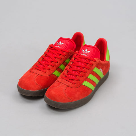 Adidas Gazelle in Core Red - Notre