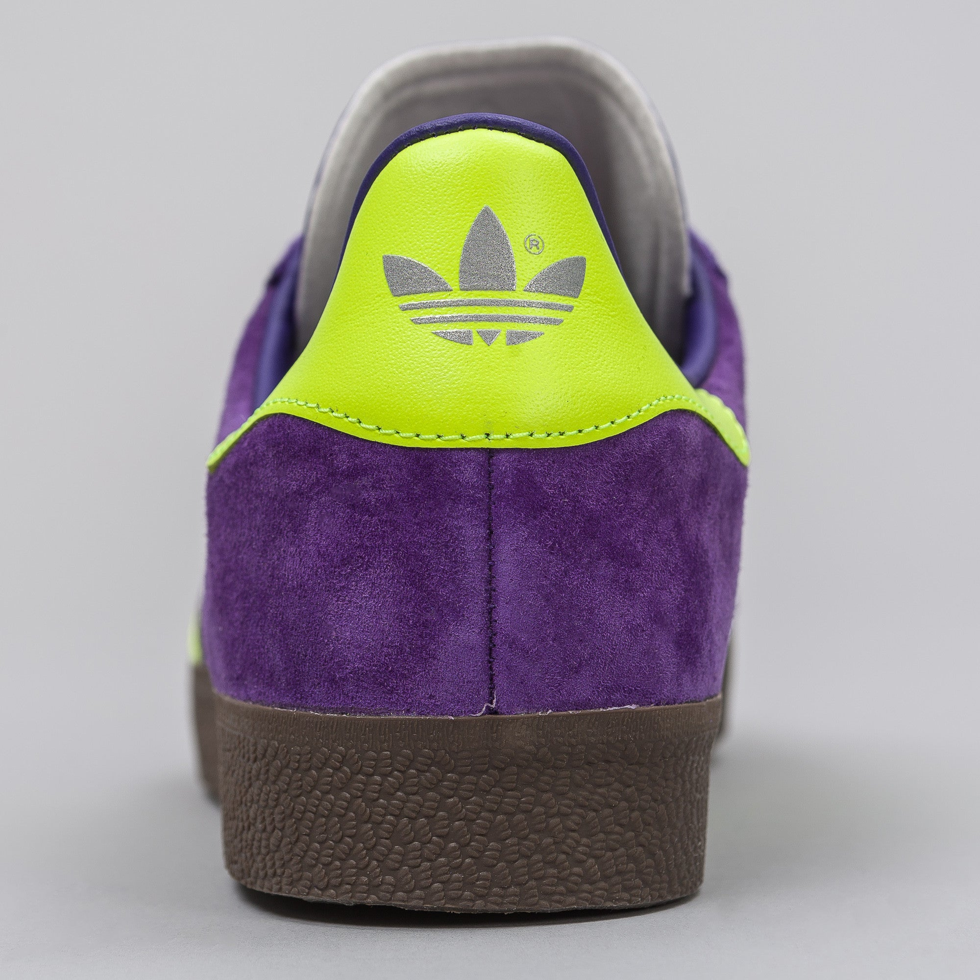 Gazelle in Purple/Solar Yellow