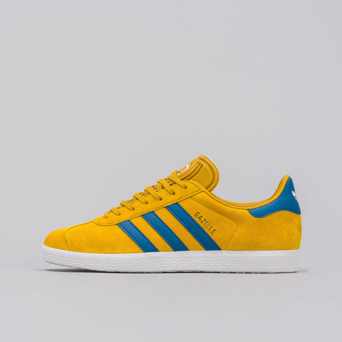 Adidas Gazelle in Nomad Yellow - Notre