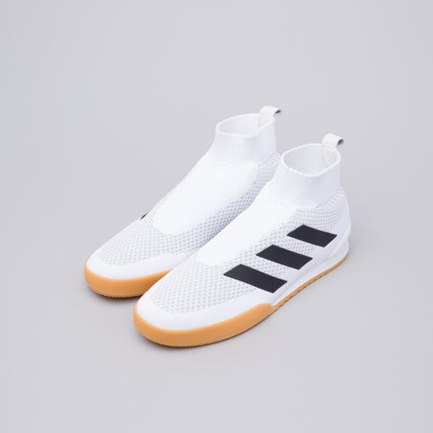Gosha Rubchinskiy x adidas Ace Super Shoes in White - Notre