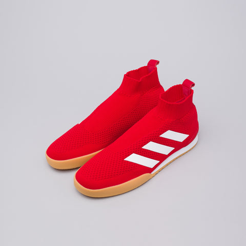 Gosha Rubchinskiy x adidas Ace Super Shoes in Red - Notre