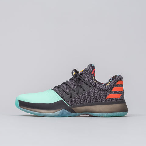 adidas Harden Vol. 1 in Core Black/Easy Green - Notre