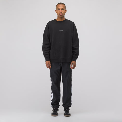 adidas Have A Good Time Reversible Track Pant in Black - Notre