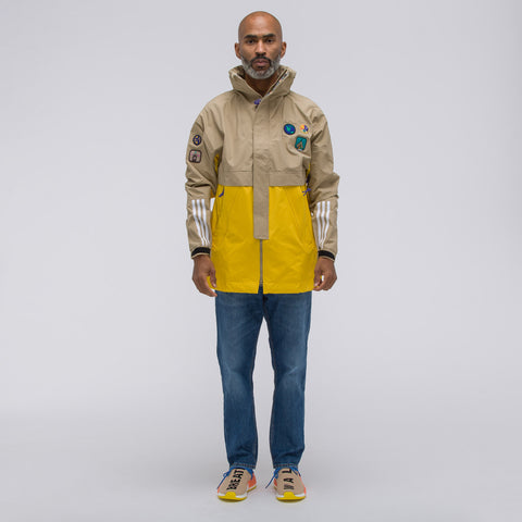 Adidas Pharrell Williams HU Hiking 3-Layer Jacket - Notre