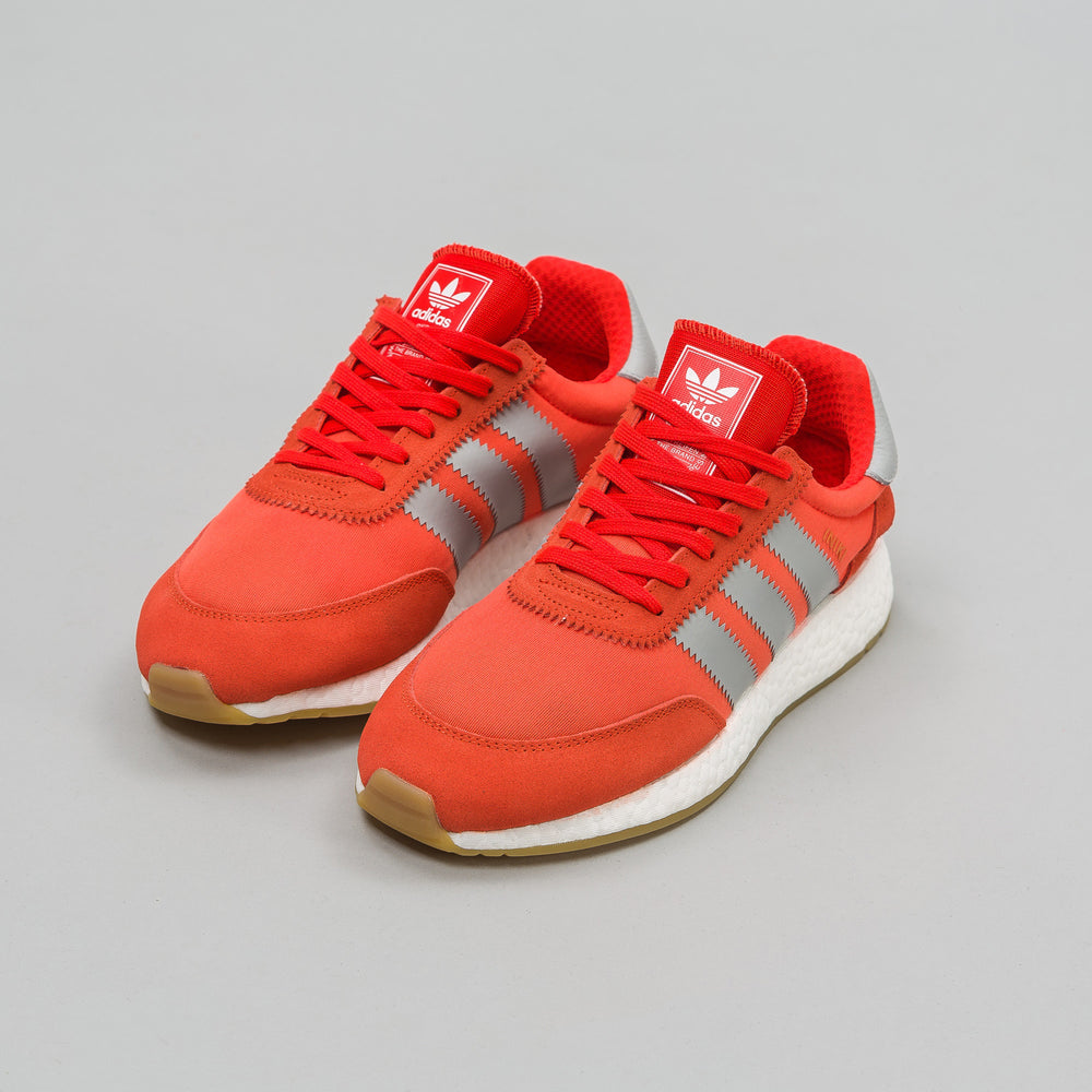 Adidas Women's Iniki Runner in Energy Orange - Notre