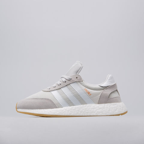 Adidas Women's Iniki Runner in Grey - Notre