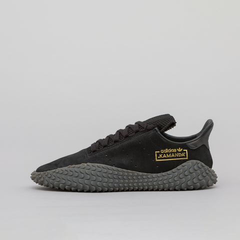 adidas Kamanda 01 in Core Black/Carbon - Notre