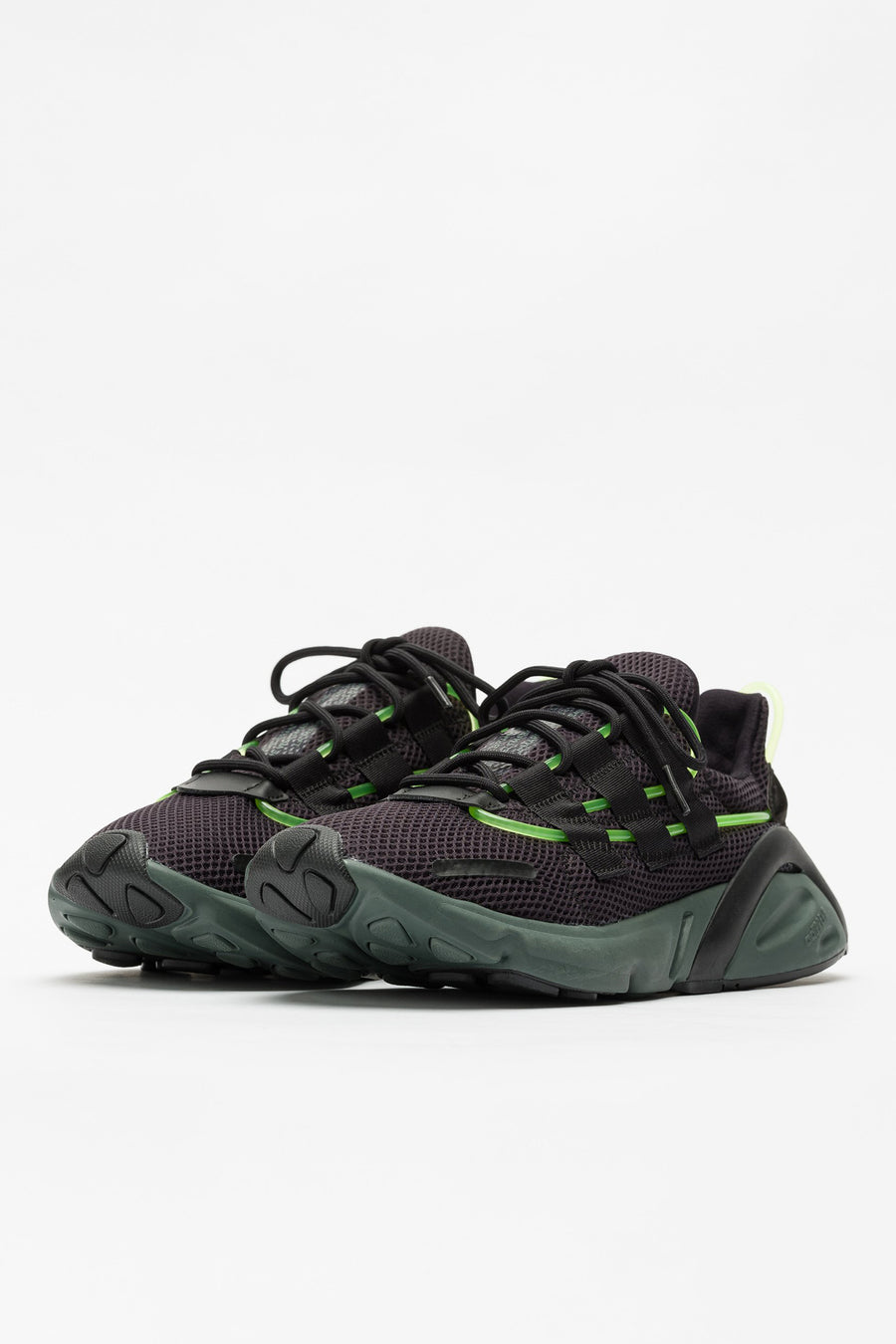 adidas LXCON in Black/Green - Notre