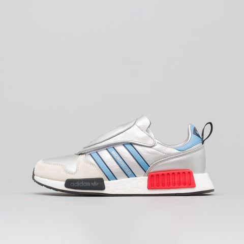 adidas Micropacer NMD R1 in Platinum - Notre