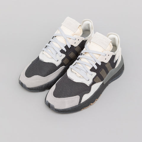 adidas Nite Jogger in Core Black/Carbon/White - Notre
