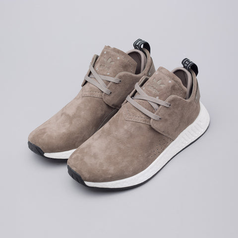 Adidas NMD C2 in Simple Brown - Notre