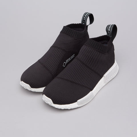 Adidas NMD CS1 Primeknit Goretex in Core Black - Notre