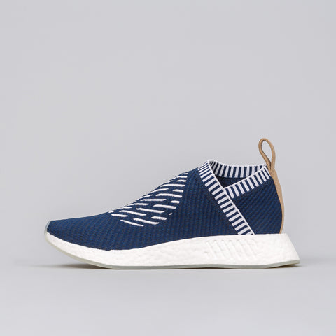 Adidas NMD CS2 in Collegiate Navy - Notre
