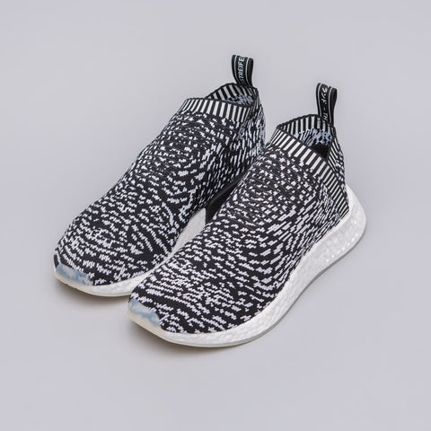 Adidas NMD CS2 Primeknit Sashiko in Core Black/Running White - Notre