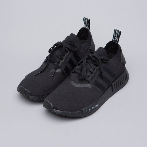 Adidas NMD R1 Primeknit in Core Black - Notre