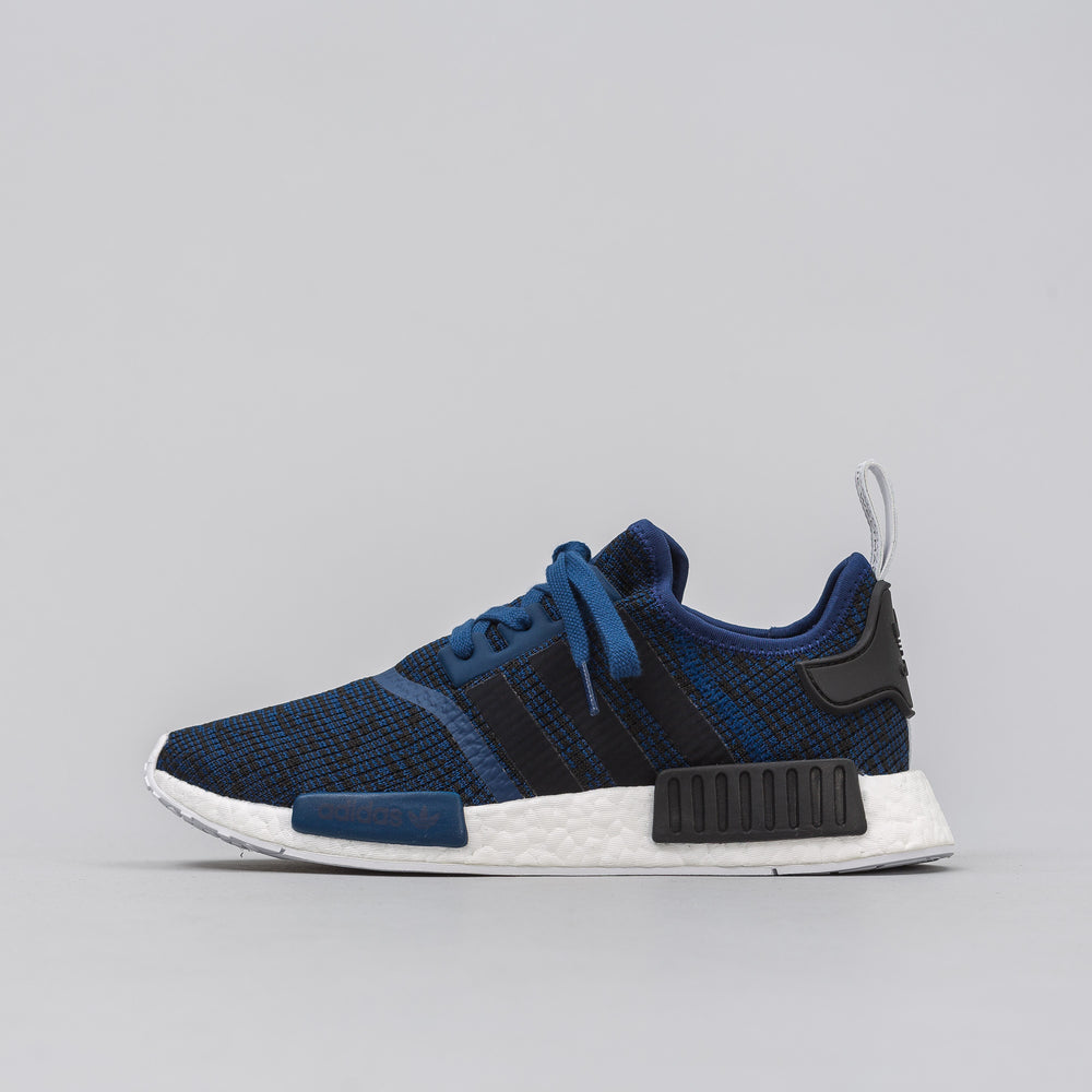 adidas NMD R1 in Mystic Blue - Notre